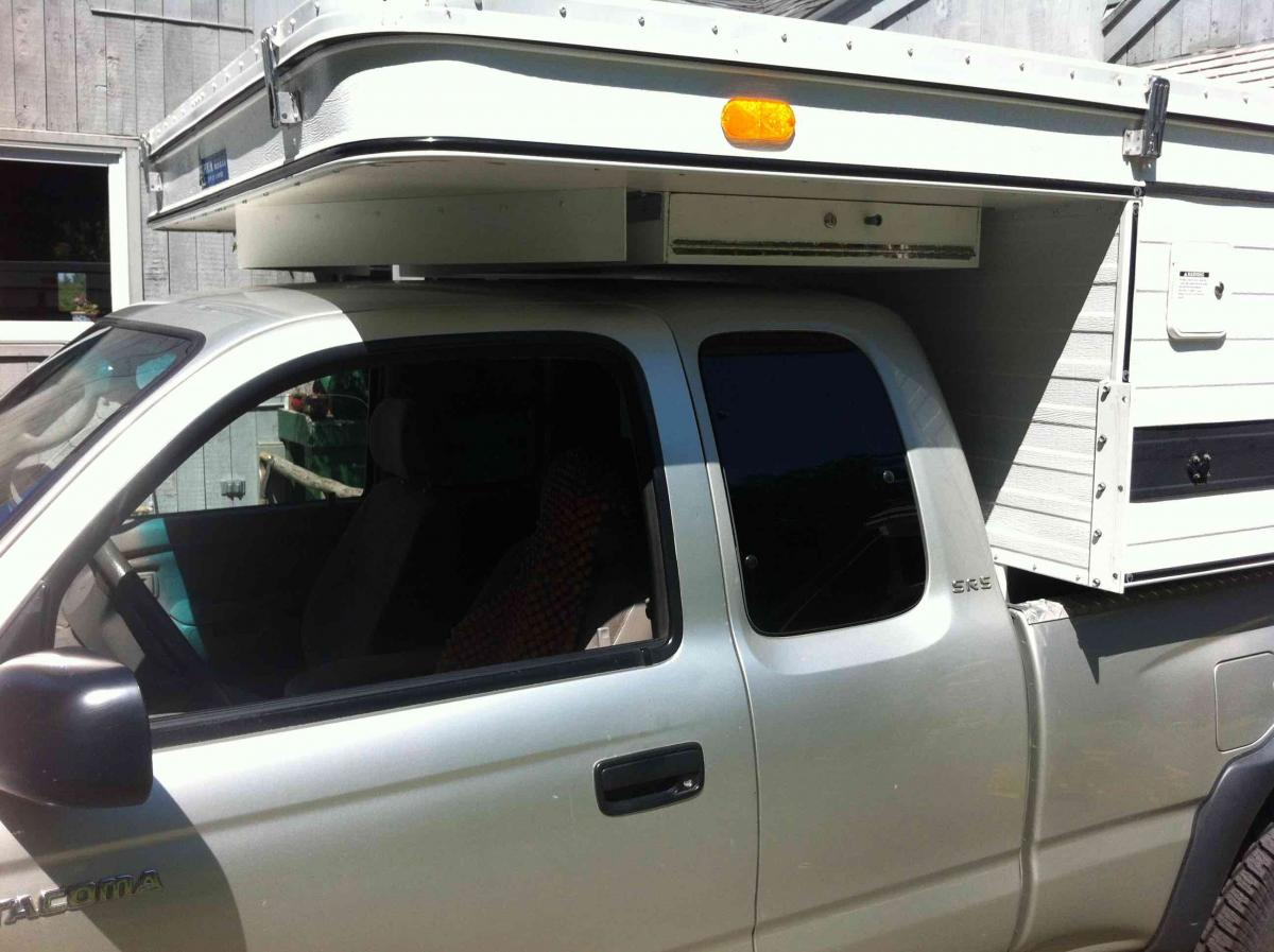 Wind Deflectors Four Wheel Camper Discussions Wander The West