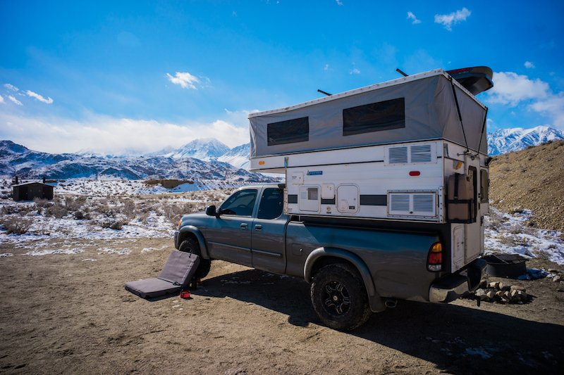 Campers For Sale Near Me >> 2005 Four Wheel Camper Hawk SOLD - Gear Exchange - Wander ...