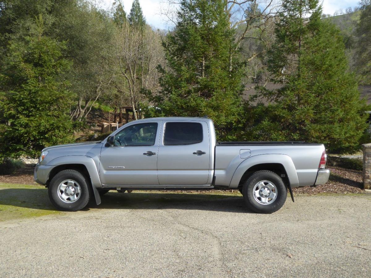 2014 Tacoma Double Cab For Sale Gear Exchange Wander The West