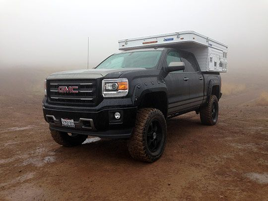 Air Resistance Vs Weight Truck Campers Wander The West