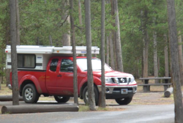 Mounting A 4wheel Camper In A Nissan Frontier 05 2014 Four Wheel