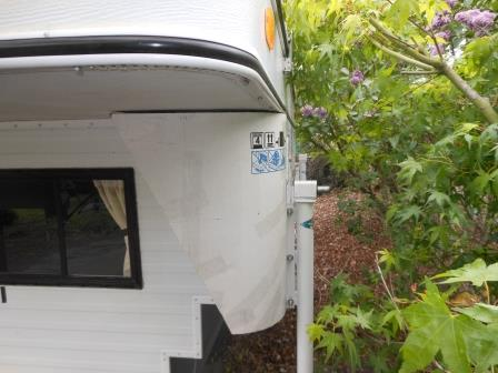 Help Wside Wind Deflectors Four Wheel Camper Discussions Wander