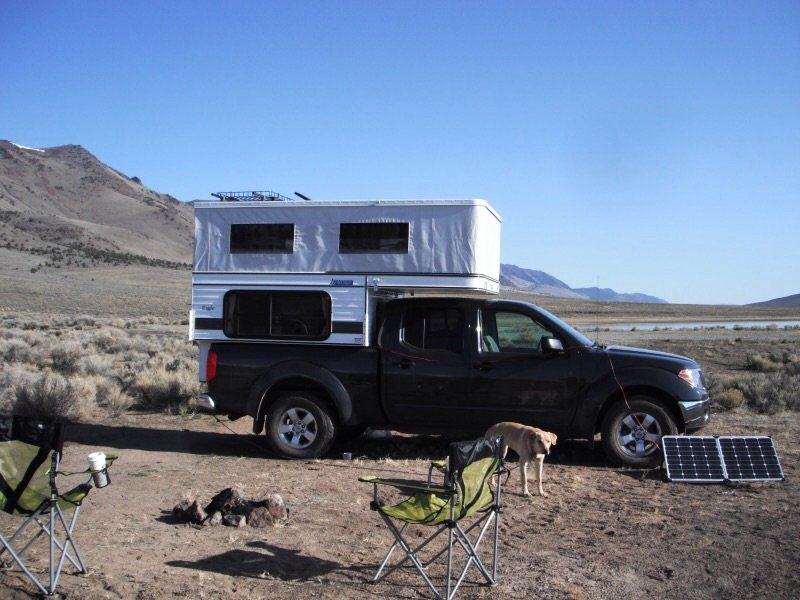 Truck Bed Camper For Nissan Frontier