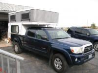 What Truck Campers For A Nissan Frontier Truck Campers Wander
