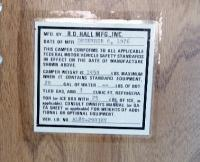R.D. Hall 1976 Weight Tag 8 Ft. CO.jpg