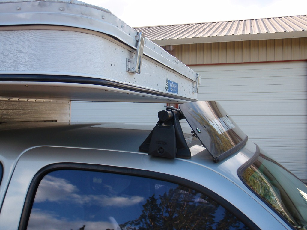 Eagle Airfoil On 01 Tacoma Page 3 Four Wheel Camper