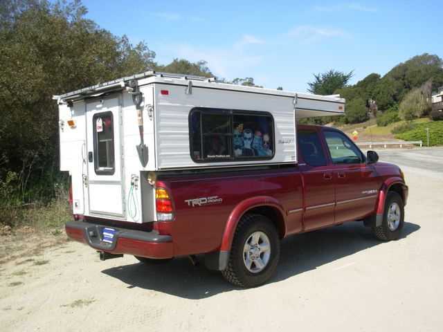 Question For Tundra Hawk Owners Four Wheel Camper