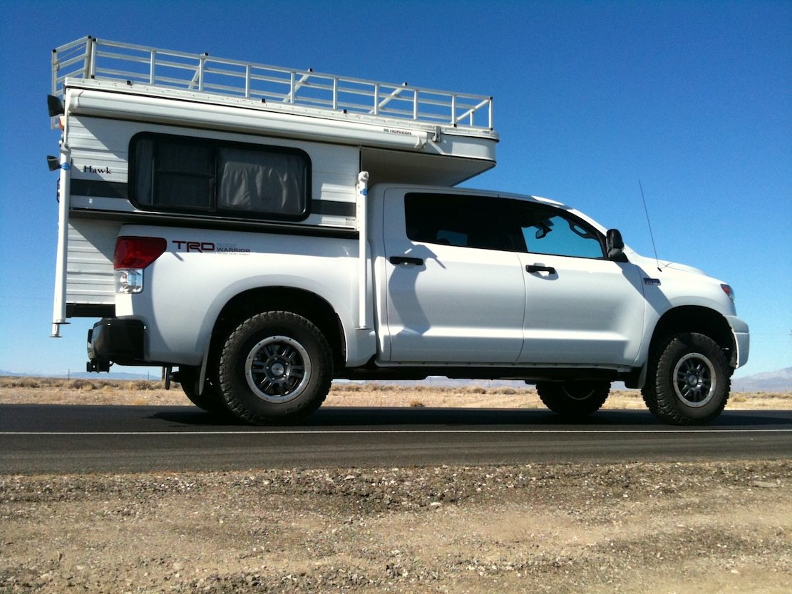 best trailer camper for tundra crewmax autos post