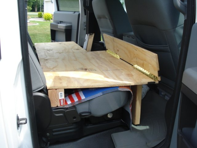 Dog Platform For Backseat Trucks Truck Accessories Amp Mods Wander The West