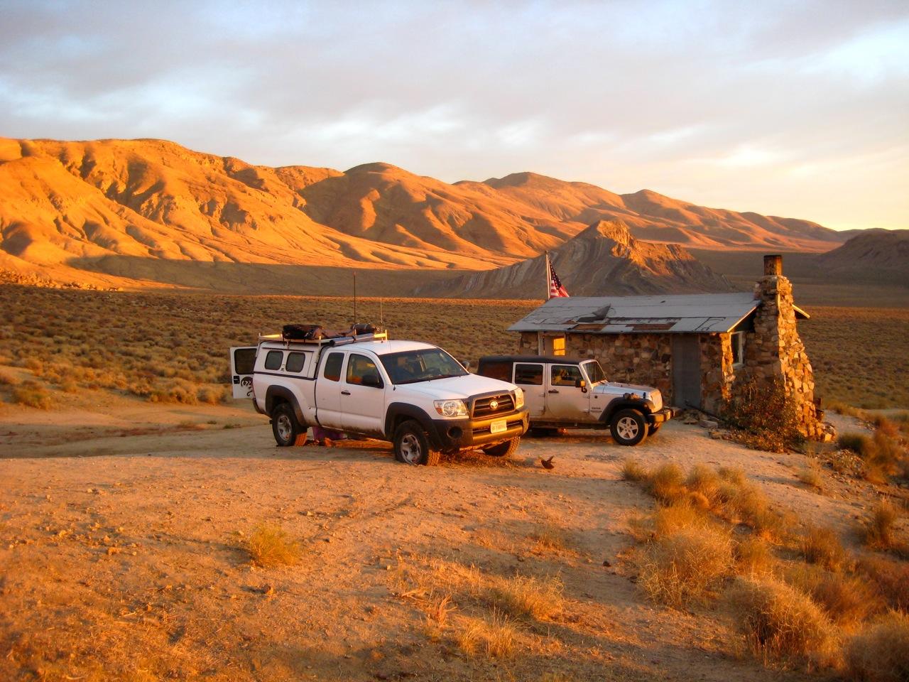 Butte Valley And Geoligist 39 S Cabin Death Valley Trip