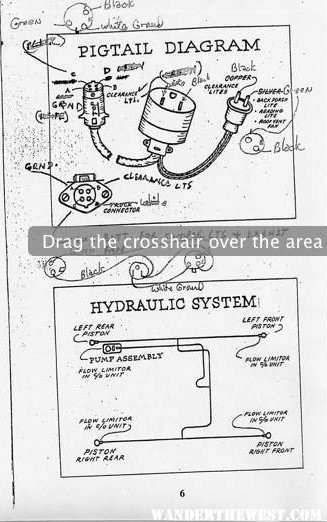 [DIAGRAM_5NL]  powering camper from truck plugs - Alaskan Camper Discussions - Wander the  West | Alaskan Wiring Diagram |  | WanderTheWest