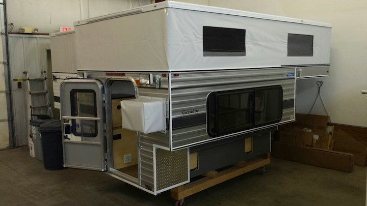 Grandby Shell Build Four Wheel Camper Discussions