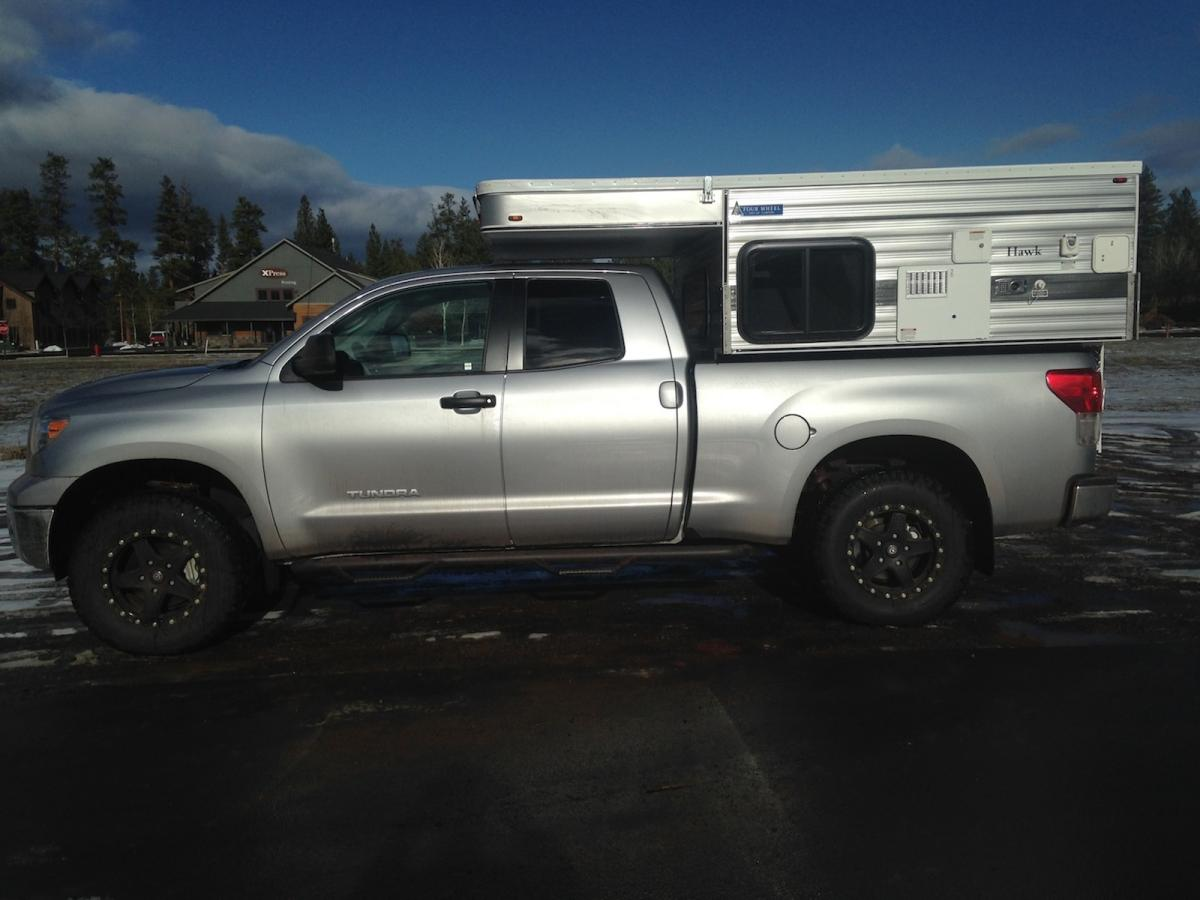 Toyota Tundra Limited >> Random FWC Photos - Page 65 - Four Wheel Camper ...