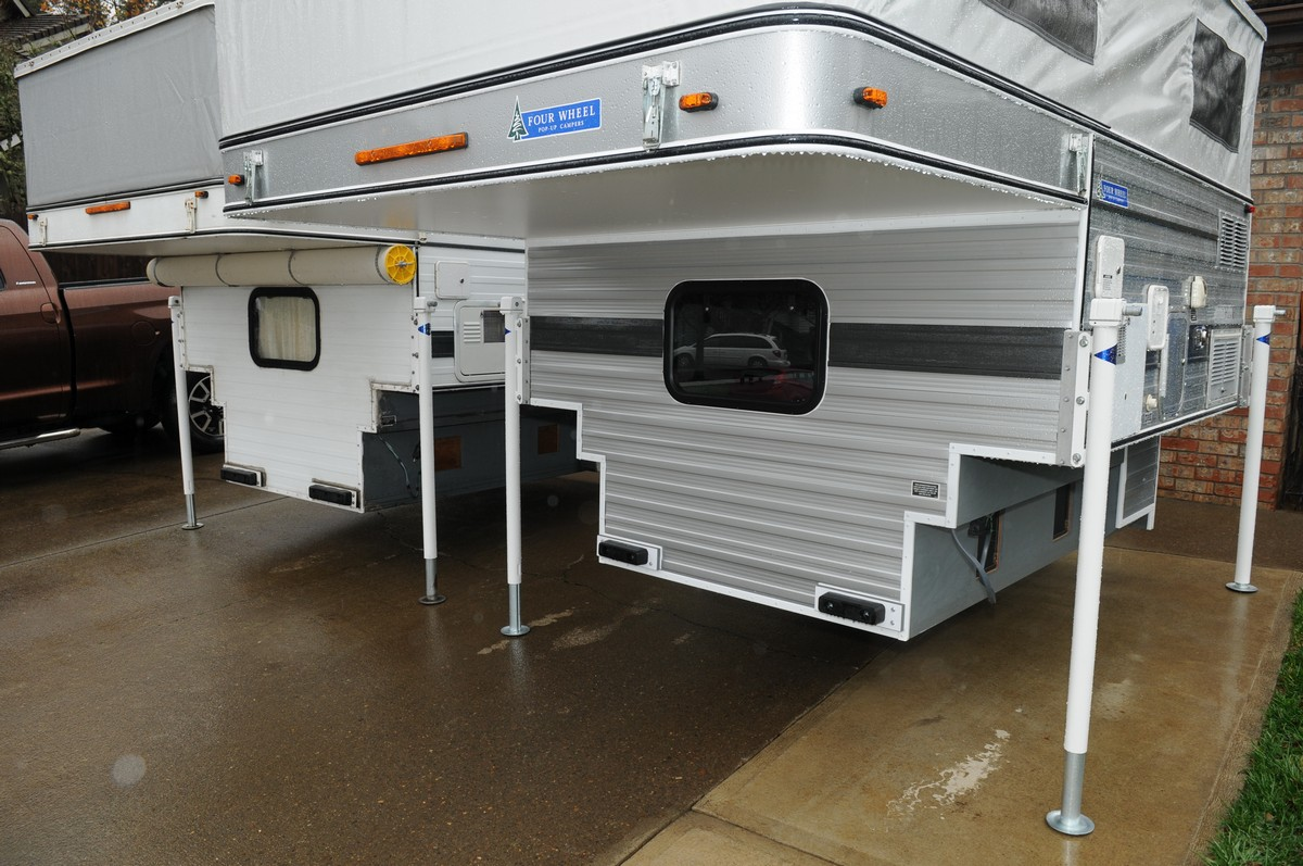 Simple Campers For Sale In Kelso WA Near Seattle Washington And Portland