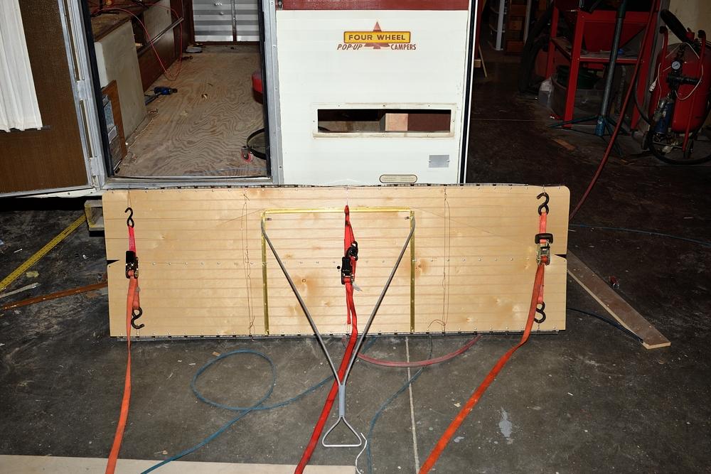 Keystone Rebuild - Narrow Floor Pack, Redo Interior, Paint