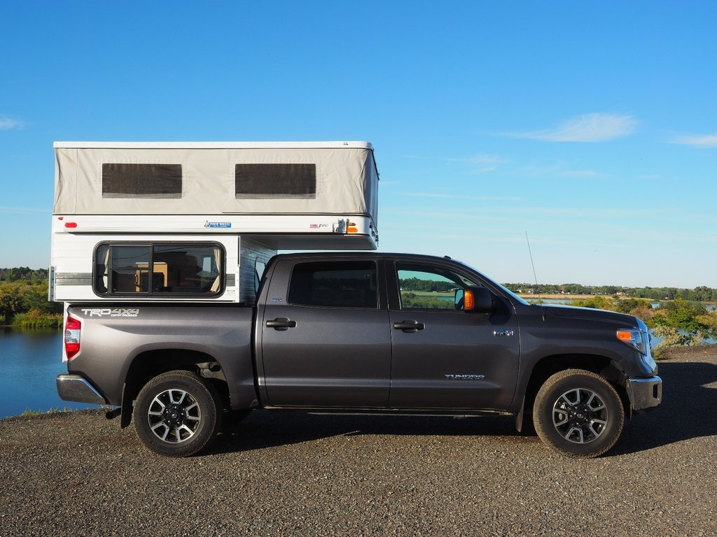 2014 Toyota Tundra Crewmax Trd With Fwc Raven Camper Package Or Seperate Gear Exchange Wander The West