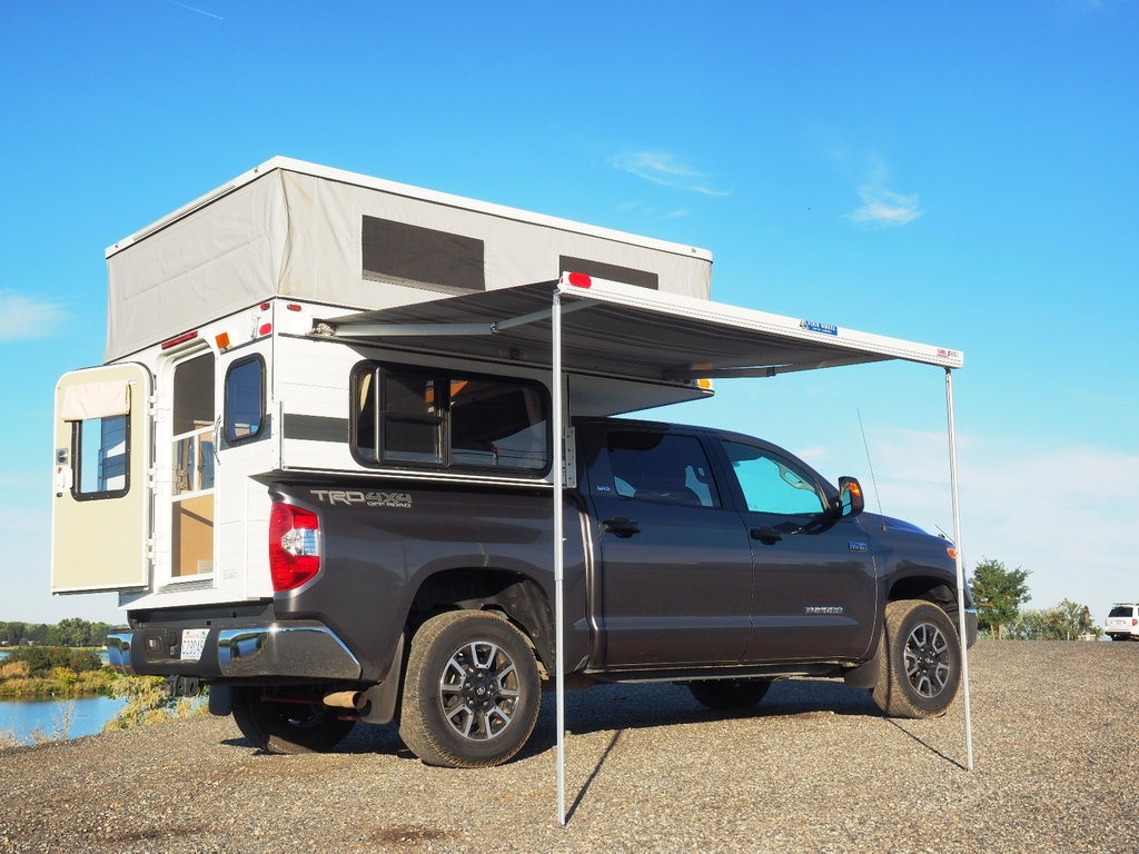 Toyota Tundra 57 2014 Toyota Tundra Crewmax TRD with FWC Raven Camper ...
