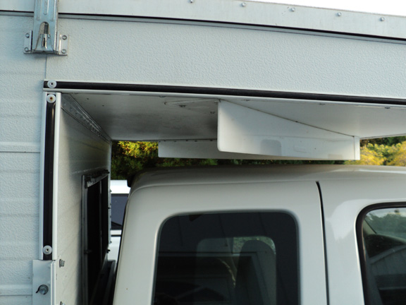 Wind Deflector Page 2 Four Wheel Camper Discussions Wander The